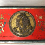 121 years-old Queen's chocolate found intact