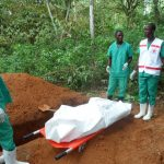 West Congo Ebola cases up to 60, funerals a risk, says WHO