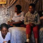 Hungry or evicted: Life for migrant women in Johannesburg's 'dark  buildings'