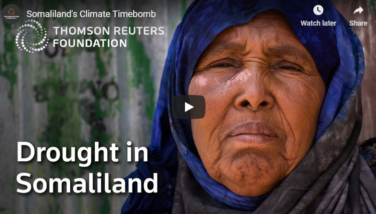 Video: Drought in Somaliland