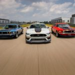 The Boss is back, long live the Mustang Mach 1