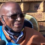 Special funeral for South African liberation hero