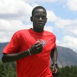 From a refugee to an Olympian
