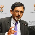 6th South African cabinet minister gets COVID-19