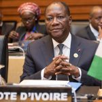 Ivory Coast president sees growth slowing to 1.8% in 2020