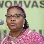 South African cabinet minister recovers from COVID-19