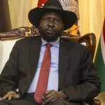 South Sudan president replaces finance minister