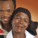 Tributes for Somizi after iconic mom dies