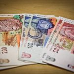 South African rand, Russian rouble rise; stocks at record high