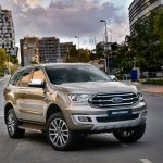 Test Drive: Ford Everest, a smooth family ride