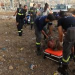 A PICTURE AND ITS STORY - Capturing a rescue in Beirut