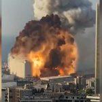 100 die, over 3000 injured in massive Beirut blast