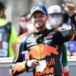 South African Brad Binder claims historic MotoGP win