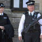 UK police arrest man over alleged Liberian war crimes