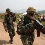 Faction of DR Congo rebel group surrenders after internal revolt