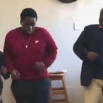 Finance minister's kitchen dance provides comic relief