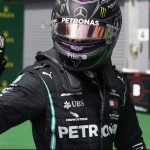 World champ Hamilton dedicates Belgian GP pole position to Black Panther star