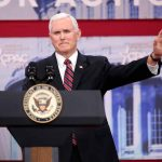 With Trump ailing, a steady Pence tries to keep the campaign afloat