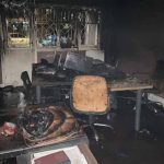 Mysterious fire guts Mozambican investigative publication