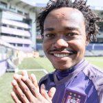 SA striker unveiled at top Belgian club