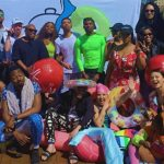 150 celebrities to take the plunge to support families left destitute by COVID-19