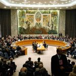 US isolated in the UN Security Council