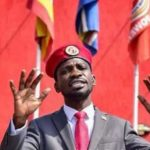 Ugandan presidential hopeful says police used bullets to disperse supporters