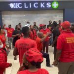 "Seven of South African retailer Clicks' stores damaged in protests over ""racist"" advert"
