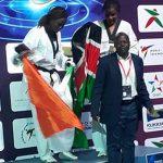 Faith Ogallo, Kenya's taekwondo sensation