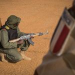 100 jihadists killed in joint Mali-France operation
