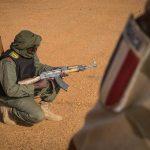 100 jihadists killed in joint Mali-France operation