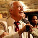 Special official funeral for Mandela's lawyer, George Bizos