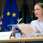 World in denial on climate action 5 years after Paris accord, says Thunberg