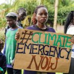 Women key to solving climate crisis, says Ugandan school striker