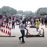 Protests erupt in Ivory Coast against Ouattara's third term bid