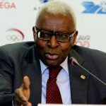 Ex-head of world athletics Diack jailed for two years for corruption