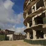 Somali architect looks at city's ruined past and dreams of the future