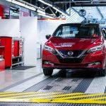 Historic milestone for Nissan's Leaf