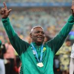 South Africa's top coach moves 'out of comfort zone' to Egypt