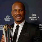 African iconic football legend honoured