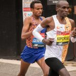 New course, old rivals as Kipchoge and Bekele face off in London