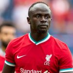 Sadio Mane tests positive for COVID-19