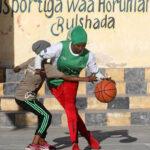 Somali women's basketball team defy prejudice, hostility