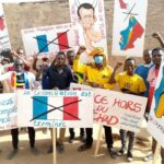Pro-democracy protests erupt in Chad