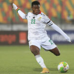 Ghana's rising star signs with Liverpool