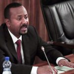 Ethiopian forces capture town, move toward Tigrayan capital, senior armed forces officer says