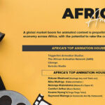Disney, Netflix take notice of the talent driving an African animation dawn
