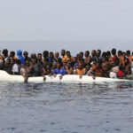 At least 57 Africans drown in shipwreck off Tunisia