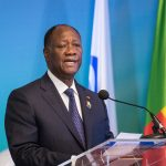 Ivory Coast's Ouattara wins third term, final results show