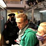 Kremlin foe Navalny held in pre-trial detention